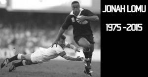 Smutná zpráva ... Ve 40 letech zemřel legendární novozélandský ragbista Jonah Lomu