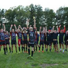 Máme pohár, radovali se hráči Sparty Praha po finále, které vyhráli 24:19
