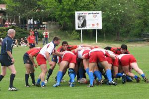 Čeští ragbisté v Portugalsku budou usilovat o postup v kvalifikaci na MS do dalšího kola