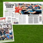 Evropský ragbyový šampionát Europe Championship vyhráli Rumuni a Pohár šesti Angličané