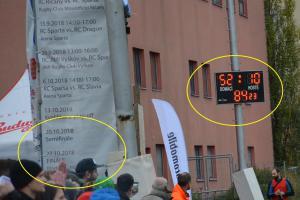Sportovně technická komise ČSRU potvrdila kontumaci semifinále Sparta - Vyškov 0:30