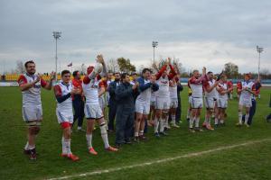 Ragbisté ČR ve skupině Trophy ME po výhře Švýcarska nad Moldavskem propadli na 5.místo