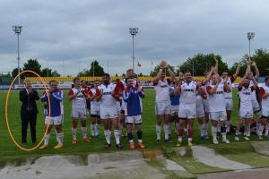Hurá na utkání 2. kola kvalifikace na MS 2019 Česko - Maďarsko 27. května 2017 na Tatru