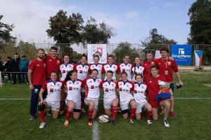Reprezentace ČR žen 7´s vyhrála na Maltě šest utkání a celkově i celý turnaj
