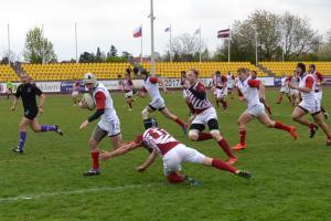 Čeští ragbisté do jarní sezony vstoupili skvěle. Česko semlelo Lotyšsko 54:3 a na pětky 8:0