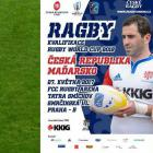 Kvalifikace na MS 2019 Česko - Maďarsko se hraje 27. května 2017 v Praze na Tatře