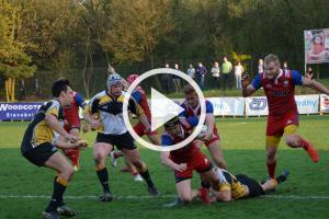 Hurá na poslední utkání druhé divize ME v ragby  Česko - Moldavsko na Markétu