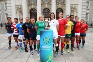V Irsku začíná Světový pohár tuctu nejlepších ženských týmů v patnáctkovém ragby