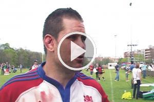 Rapant: Myslel jsem, že ocenění dostanu už dříve (VIDEO)