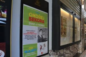Náhled na tvorbu zakladatele ragby Ondřeje Sekory, který v červenci 1967 před padesáti letech zemřel