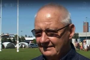 Smutná zpráva z ragbyového mlýna ... Zemřela ragbyová legenda Milan Rázga