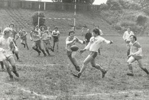 Historie českého ragby šedesátá léta (1960 - 1969)