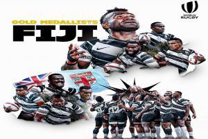 Olympijské zlato obhájili v Tokiu sedmičkoví ragbisté z Tichomoří z Fidži
