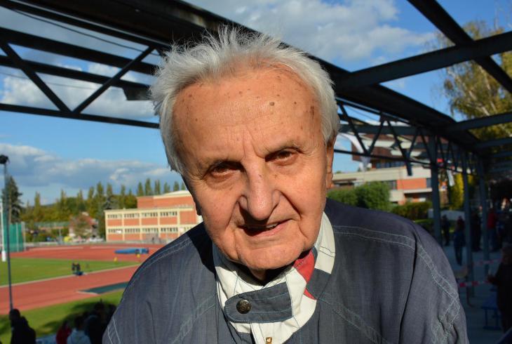Nejstarší žijící český ragbista Jiří Kotlový oslavil čtyřiadevadesátiny. Blahopřejeme
