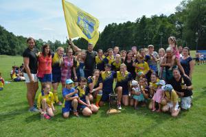Českými mistryněmi v olympijských sedmičkách jsou ragbistky z Petrovic