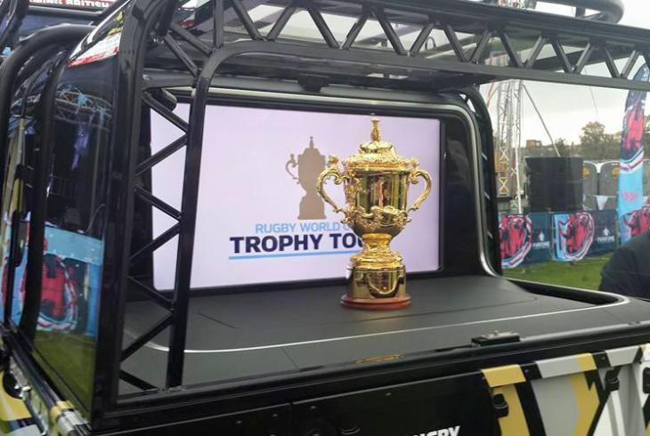 Mistrovství světa v ragby bude v roce 2023 pořádat Francie