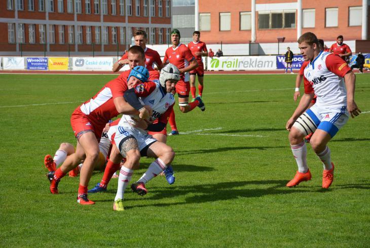 České ragbisty čeká v Praze předposlední zápas na ME v Rugby Trophy s Nizozemskem