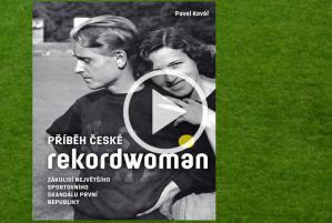 Zdeněk Koubek hrál 4 roky ragby za Říčany, ale předtím byl atletickou rekordmankou