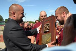 Vyjádření prezidenta Česke rugbyové unie Pavla Chaloupky před finálem  extraligy