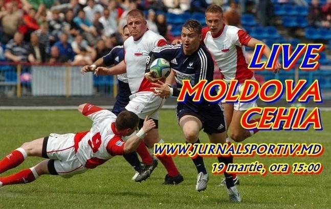 Ragbisté Česka prohráli s Moldavskem 16:24