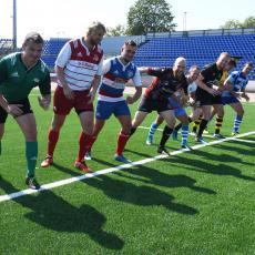 Ragbyová liga na startu znázorňují kapitáni ligových týmů